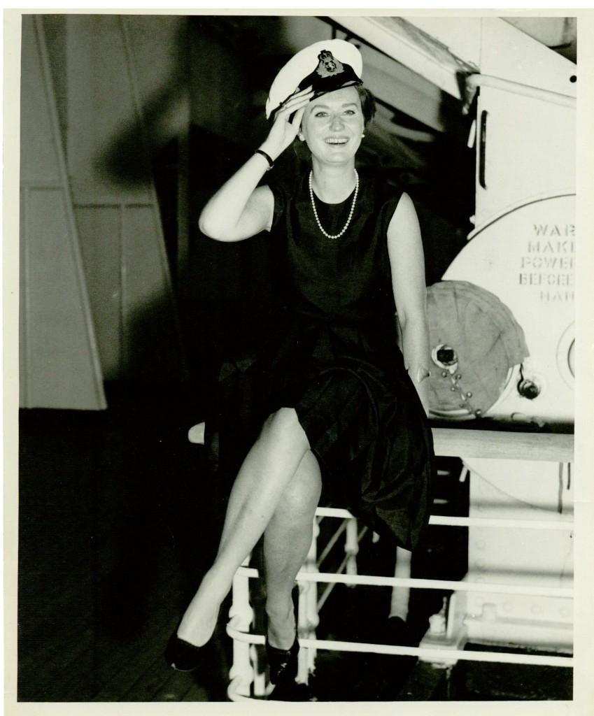 MomontheQEJuly1963