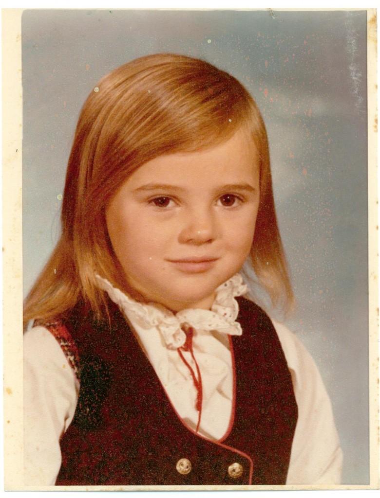 Allison 1st Grade 1975