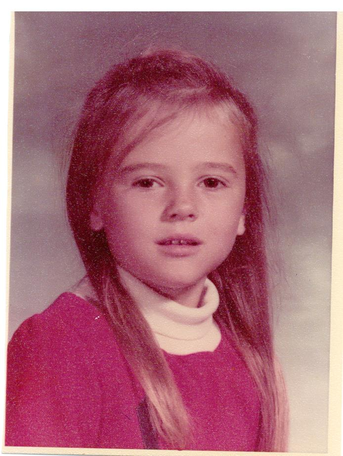 Allison 4th Grade 1978
