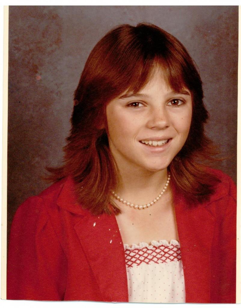 Allison 8th Grade 1982
