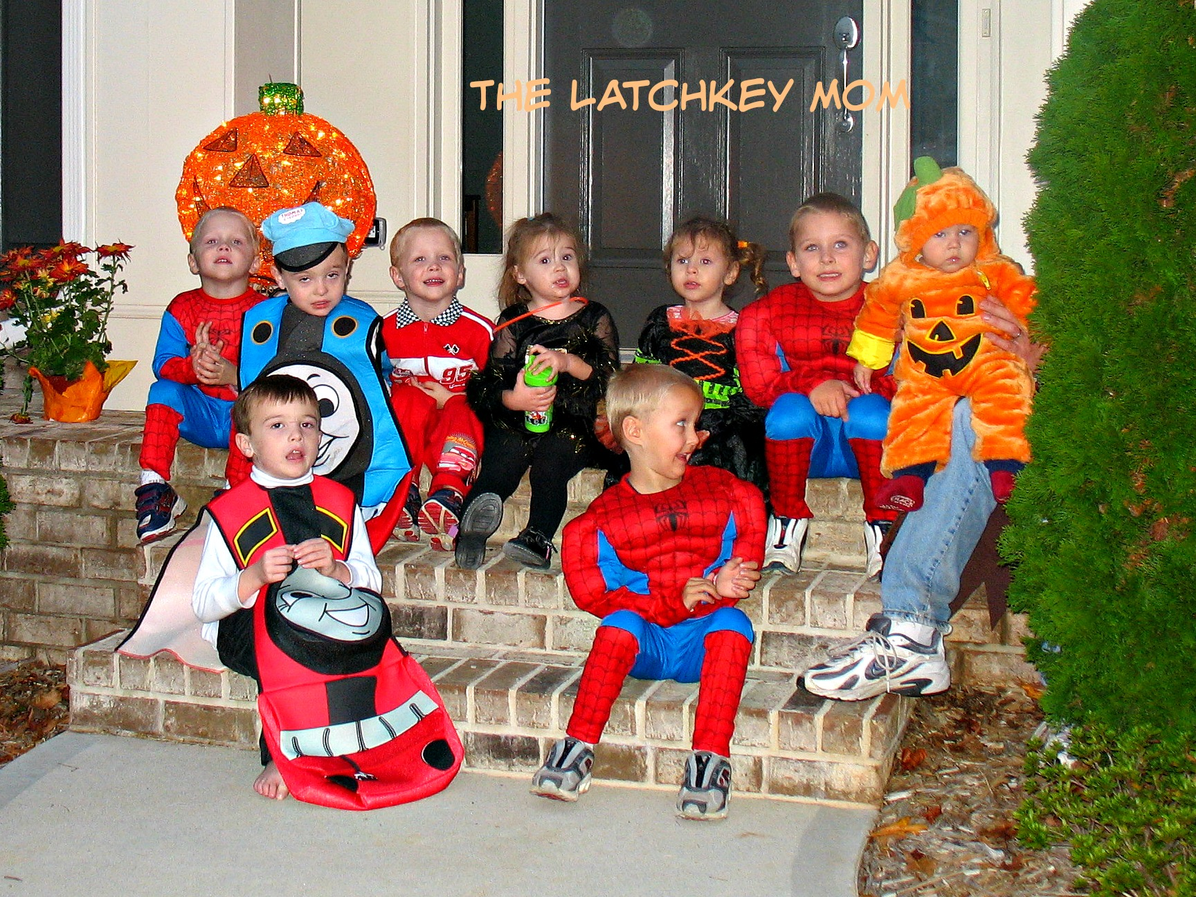 halloween over the years | allie smith