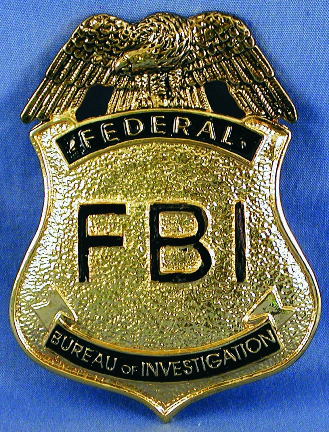 Federal Bureau of Investigation.